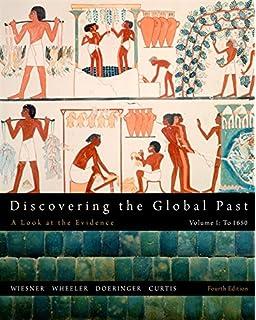 Amazon discovering the global past volume ii 9781111341435 discovering the global past volume i fandeluxe Images