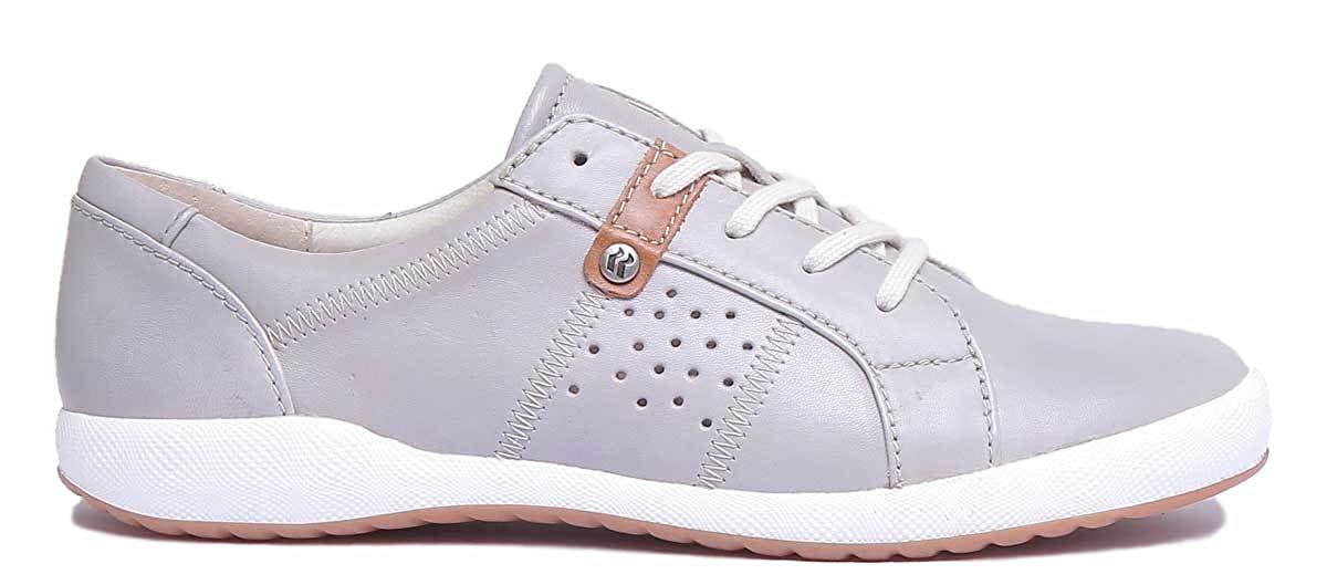 Romika Damen Damen Romika Cordoba 01 Sneaker Grau (Grau 710 710) 87726f