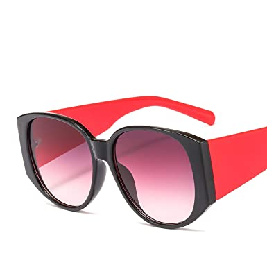 Amazon.com: Gafas de sol para mujer y hombre, espejo, gafas ...