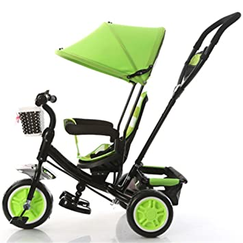 11c79b25268 Child Indoor Outdoor Small Tricycle Bicycle Boy's Bike Girl's Bike For 1-3  Years Old