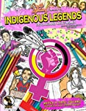 img - for Crystle Lightning Presents: Indigenous Legends: Extraordinary Native Women (Volume 1) book / textbook / text book