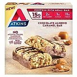 #5: Atkins, Meal Bar, Chocolate Almond Caramel, 5 Count