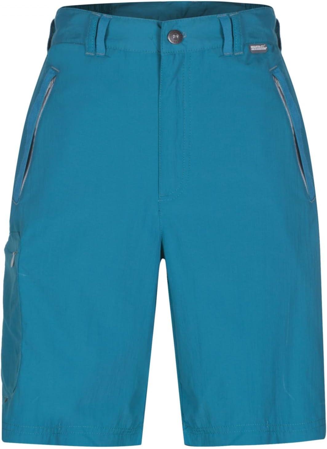 Regatta Womens Chaska Lightweight Water Repellent Uv Protection Active Hiking Shorts