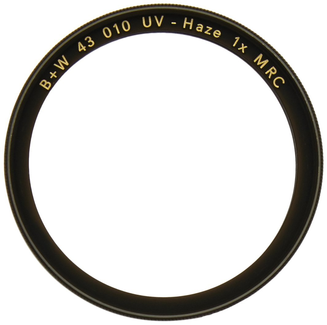 B W Filter 58mm UV Filter With Multi Resistant Coating