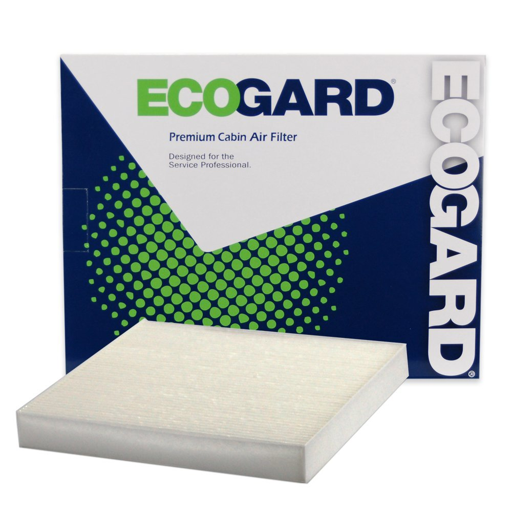 ECOGARD XC35519 Premium Cabin Air Filter Fits Honda Accord, Civic, CR-V, Odyssey, Pilot / Acura MDX, TL, TSX, RDX / Honda Ridgeline / Acura TLX, ILX / Honda Crosstour / Acura RL