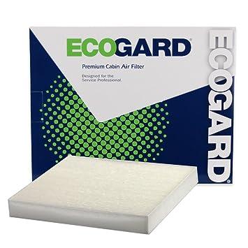 ECOGARD XC35519 Premium Cabin Air Filter Fits Honda Accord, Civic, CR V,