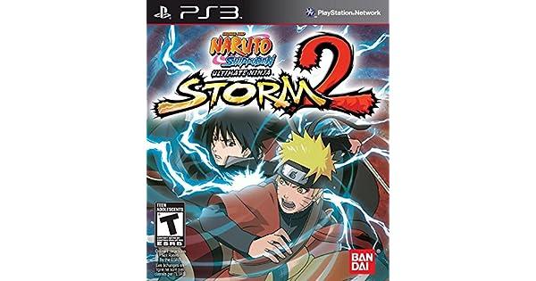 Naruto Shippuden: Ultimate Ninja Storm 2 [PS3] Essentials ...