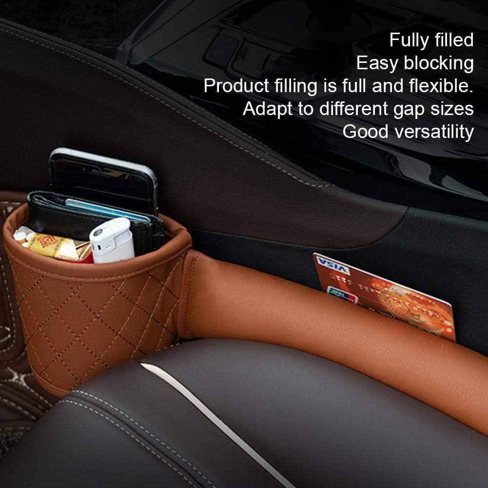 SUV Usw Autositz Aufbewahrungsbox Der Universal Sitzl/ückenf/üller L/ückenf/üller Taschen Autositz Ge/ändert Slot Speicherorganisator Leder Multifunktionale Aufbewahrungsbox Telefon Kartenhalter F/ür PKW