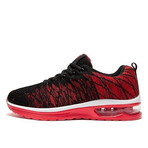Homme Chaussures de Multisports outdoor,Chaussures de Course Sports Fitness Gym athlétique Baskets Sneakers