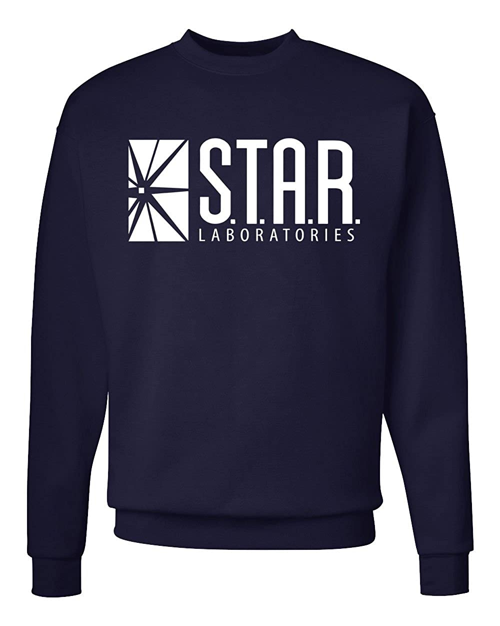 Superior Apparel Star Labs Adult Crewneck Sweatshirt pullover-sweaters