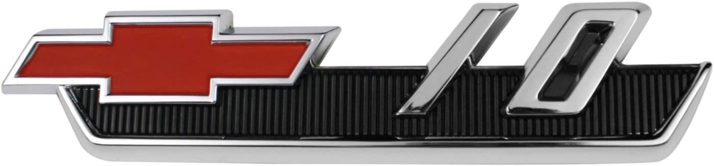 "1965 Chevy /""10/"" GMC Trim Parts 9350 Truck Front Fender Emblem"
