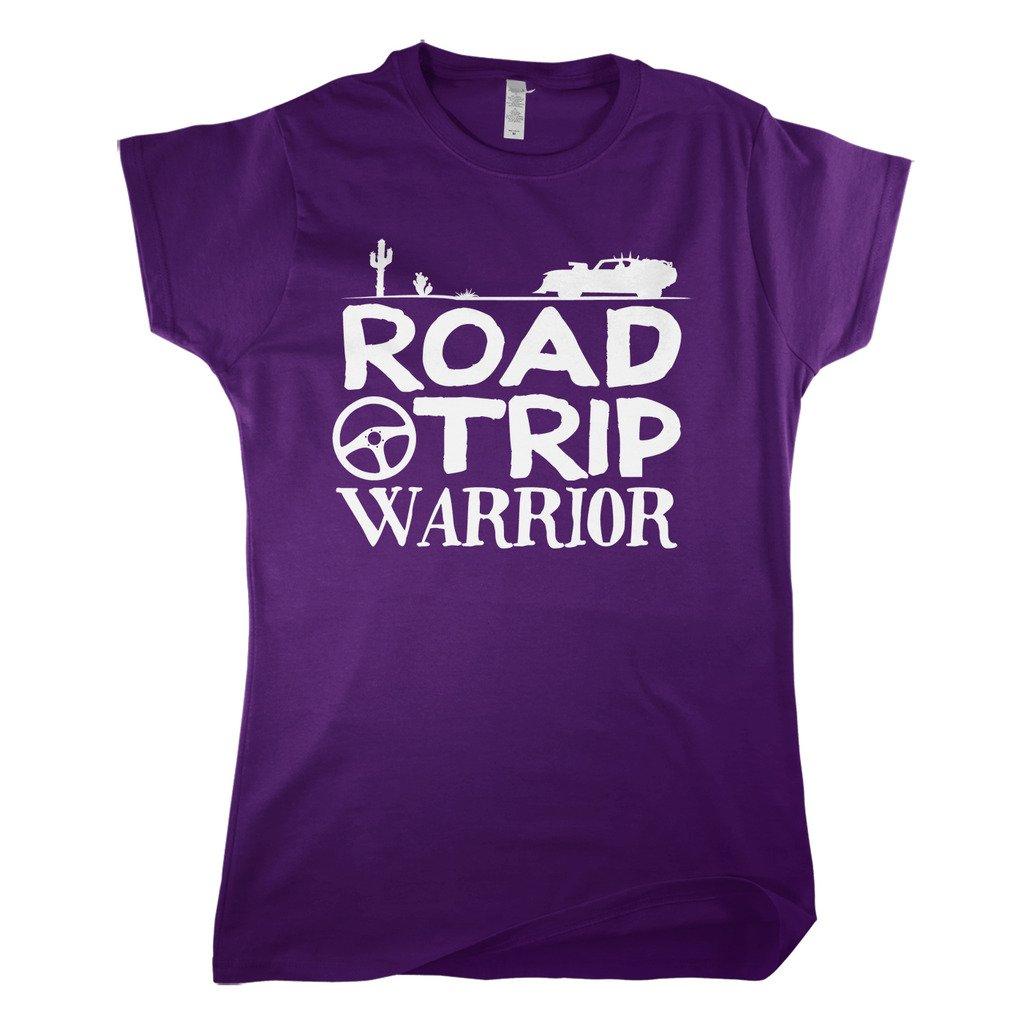 Mixtbrand Road Trip Warrior Ted Tshirt