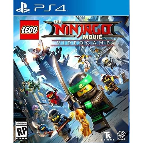 Amazon Com The Lego Ninjago Movie Videogame Playstation 4 Whv