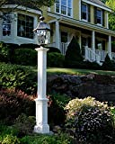 Mayne 5837-WH Signature Outdoor Lamp