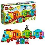 Lego Duplo Number Train 10847 Preschool Toy, Multi Color