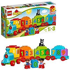 LEGO DUPLO Number Train Building...