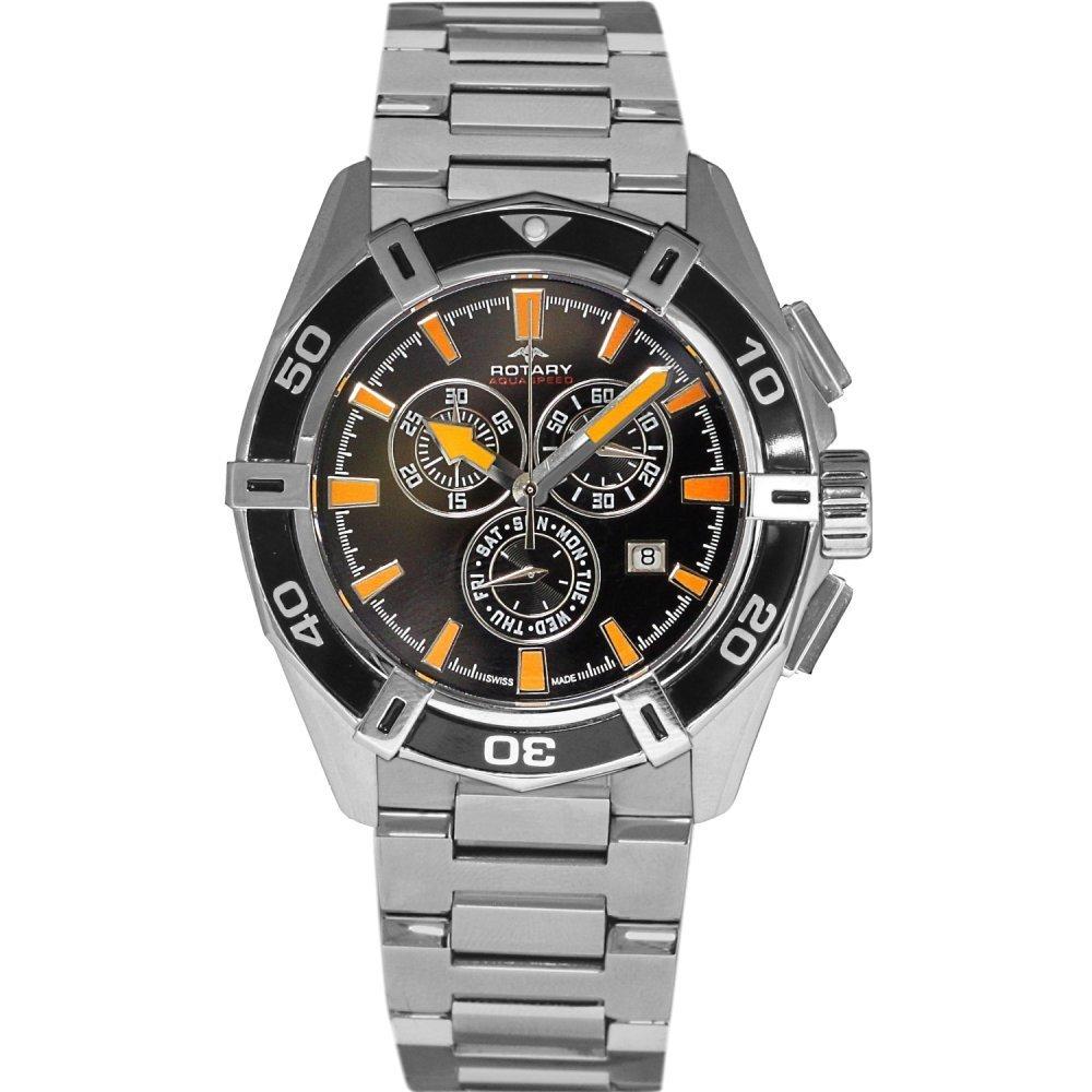 ROTARY Aquaspeed Men's Quartz Watch AGB90088-C-04