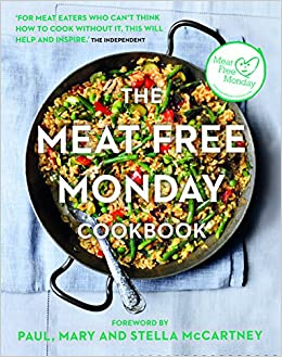 The Meat-Free Monday Cookbook (Cookery)