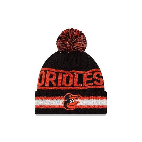 15d570a36d6 ... low cost baltimore orioles new era vintage select pom knit beanie hat  cap 57e59 1abb7