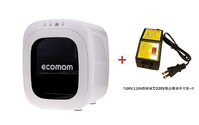 新作人気 Ecomom Sterilizer Bottle Sterilizer ECO-33 [紫外線殺菌機能+PTCヒーターファン乾燥方式] 補乳瓶の消毒機+220V変圧器(100V [並行輸入品]、110Vの地域で220V製品を使用可能) (海外直送品) ECO-33 [並行輸入品] B078RK3LCC, TAKEYAオンラインショップ:f54df6ed --- a0267596.xsph.ru
