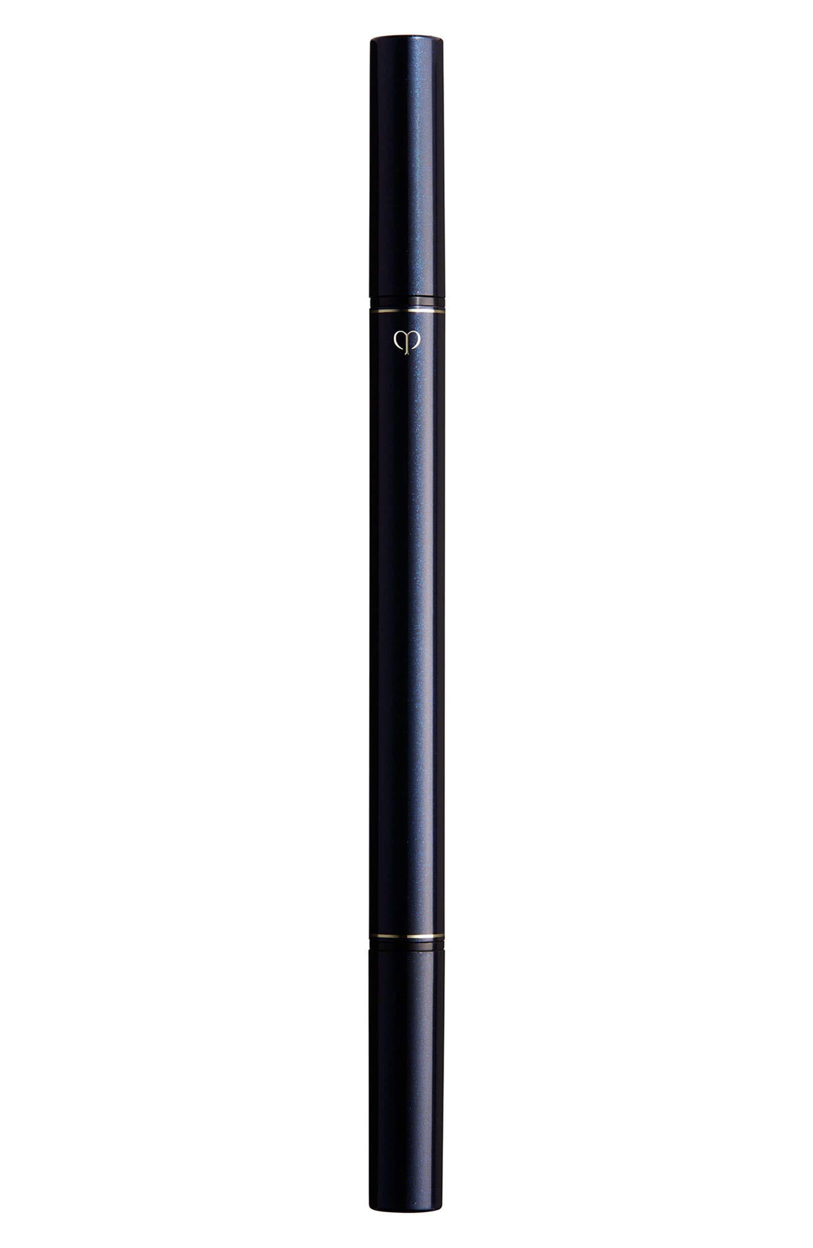 Cle De Peau Beaute Intensifying Liquid Eyeliner 1 Black Full Size 0.8 mL / .02 FL. OZ. In Retail Box by Cle De Peau Beaute