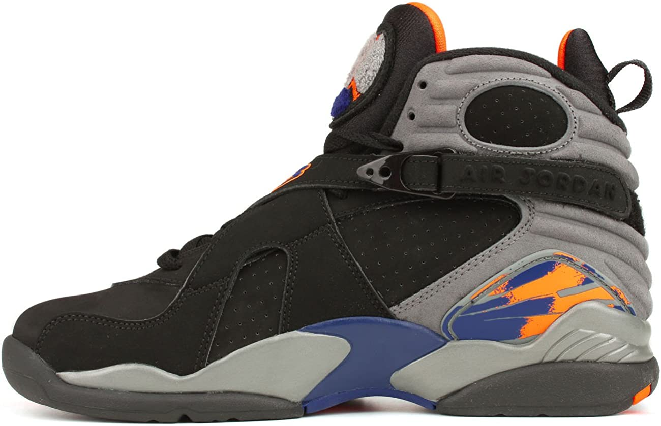 Nike Mens Air Jordan 8 Retro Phoenix