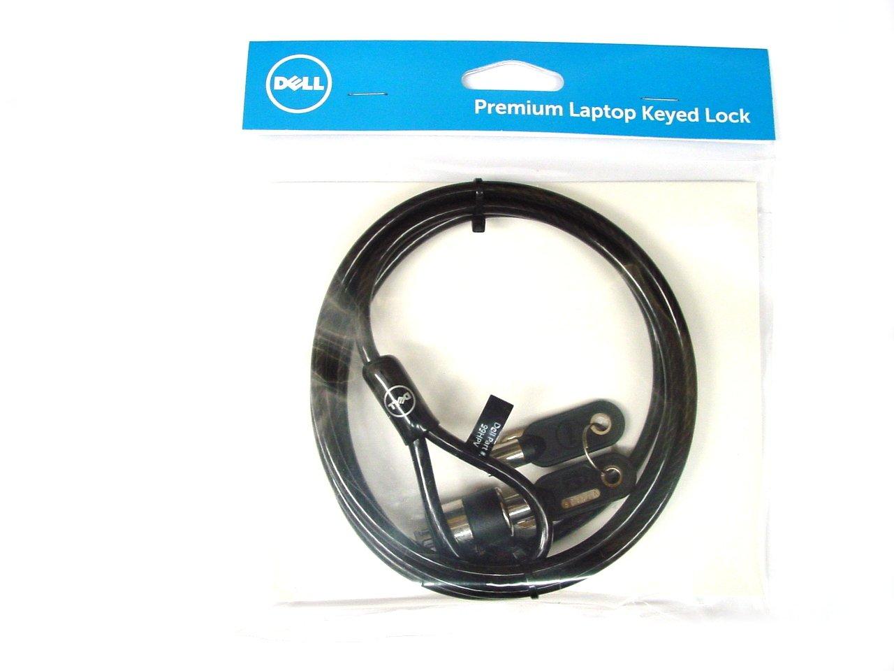 Lucchetto originale Dell adatto per ingresso standard Kensington K-slot di sicurezza Dell P//Ns: 99HPV di alta qualit/à Dell NWG92 461-10220 chiusura a T