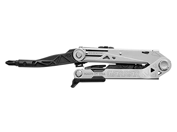Gerber Center-Drive Multi-Tool | Bit Set, Black US-Made Sheath [30-001198] - - Amazon.com