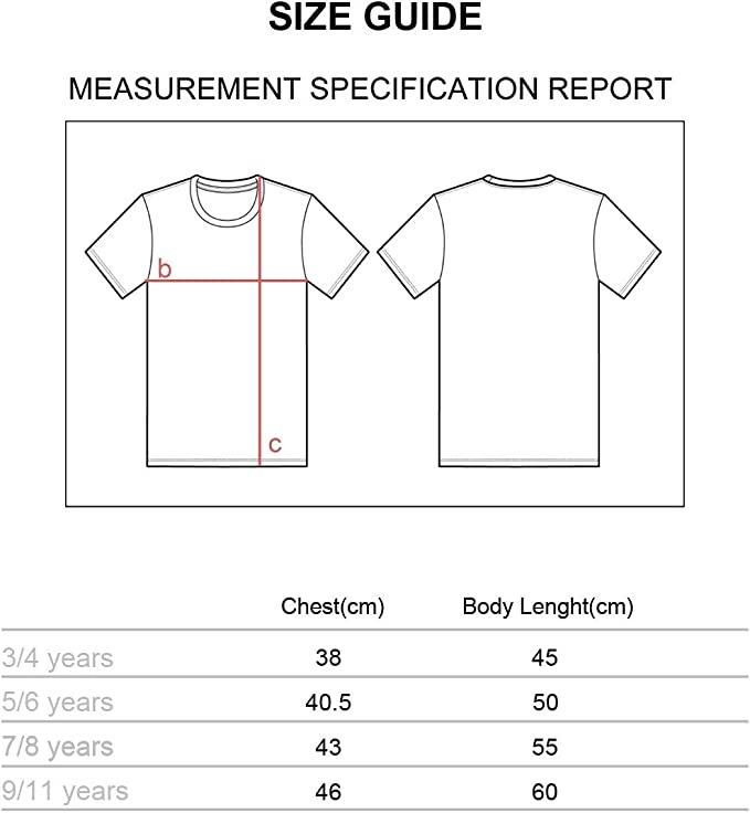 t-Shirt 100/% algod/ón LaMAGLIERIA Camiseta ni/ño Kiss Kss03
