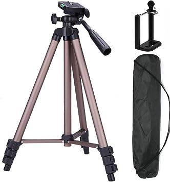 Apro 50-Inch cámara videocámara trípode para Cualquier cámara ...