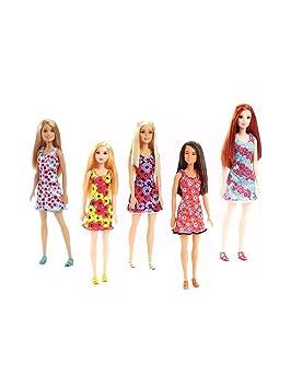 Amazon Barbie 2017dtf41Juguetes Chic Y Juegos esMattel BCreWdox