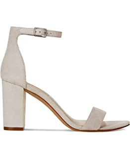 a80d3f18c Inc International Concepts Womens Kivah Leather Open Toe Casual Ankle Strap  S.