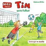 Tim spielt Fußball | Katharina Wieker