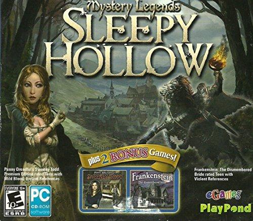Mystery Legends: Sleepy Hollow Plus 2 Bonus Games