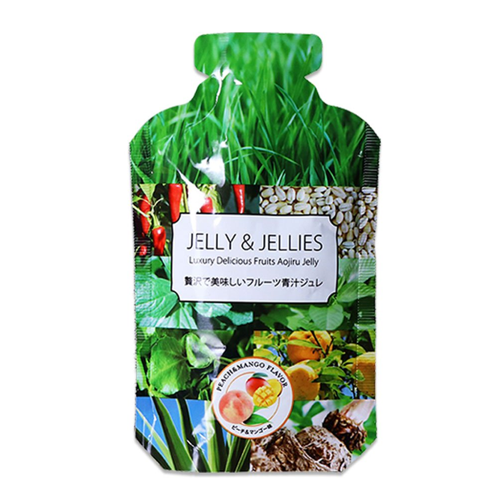JELLY&JELLIES ジェリーアンドジェリーズ 青汁 ジュレ 45g 30個 B07BBRGWRY