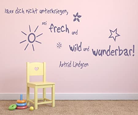 68143 Wall Tattoo Sticker For Childs Room 58 X 27 Cm Astrid
