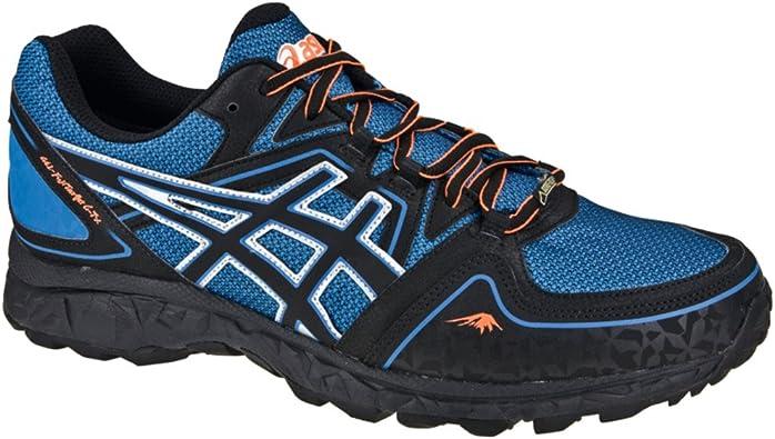 ASICS Gel-Fujifreeze G-TX, – Zapatillas de Marcha Nórdica Hombre, Hombre, Bleu - Bleu/Noir, 8 1/2: Amazon.es: Deportes y aire libre