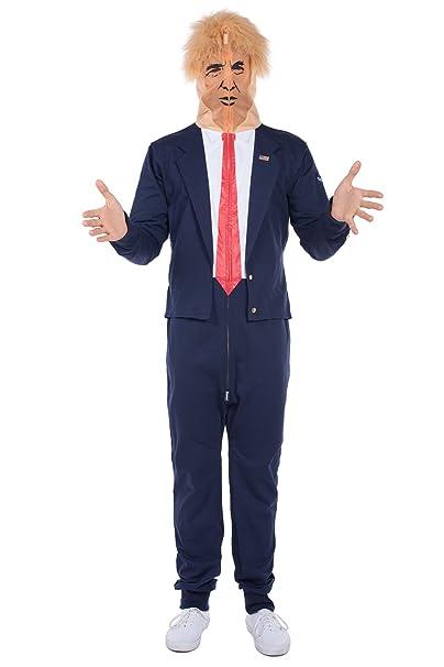 Men\u0027s Donald Trump Halloween Costume , President Costume for Men