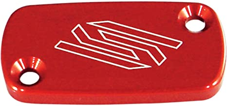 Rouge Couvercle maitre cylindre frein avant CR CR-F CRF 125 150 250 450 SCAR