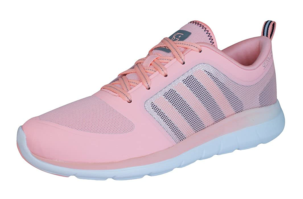 adidas Neo X Lite Selena Gomez Womens Synthetic Material Running Trainers Pink