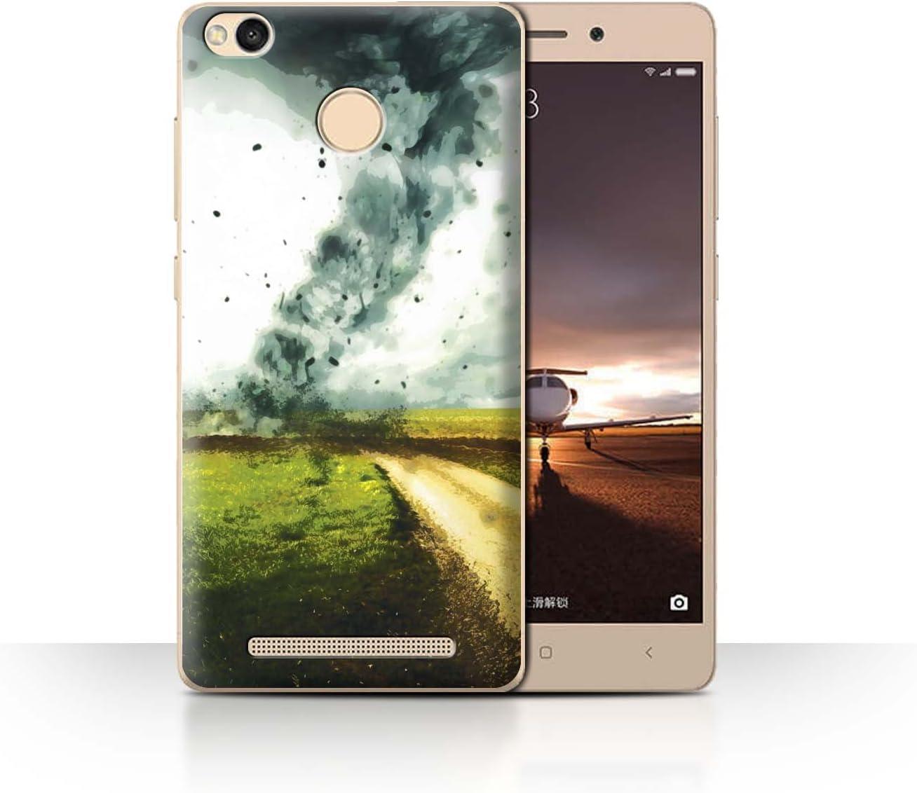 Stuff4® ® Phone Case/Cover/Skin/xia-CC/Beautiful World Art ...