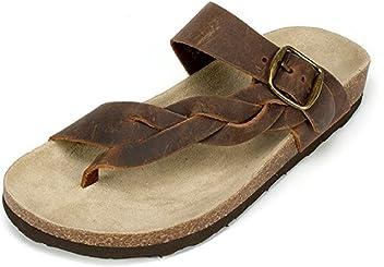 93cefe880392 Mountain Sole Shoes Women s Sandal Brown Size 8