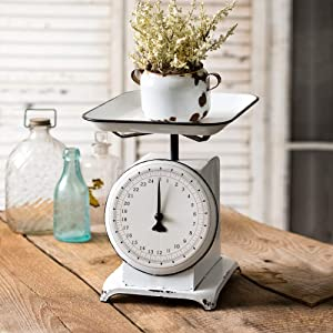CTW Home Collection Decorative Produce Scale