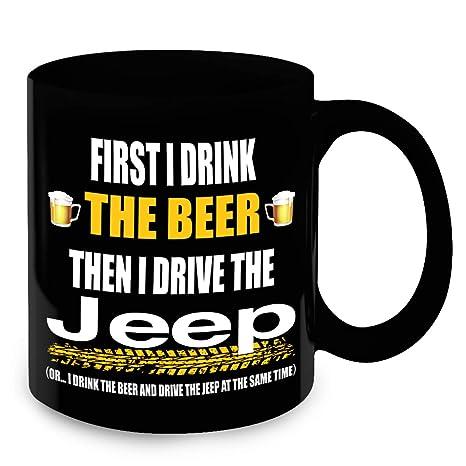 Amazon Jeep Coffee Mug
