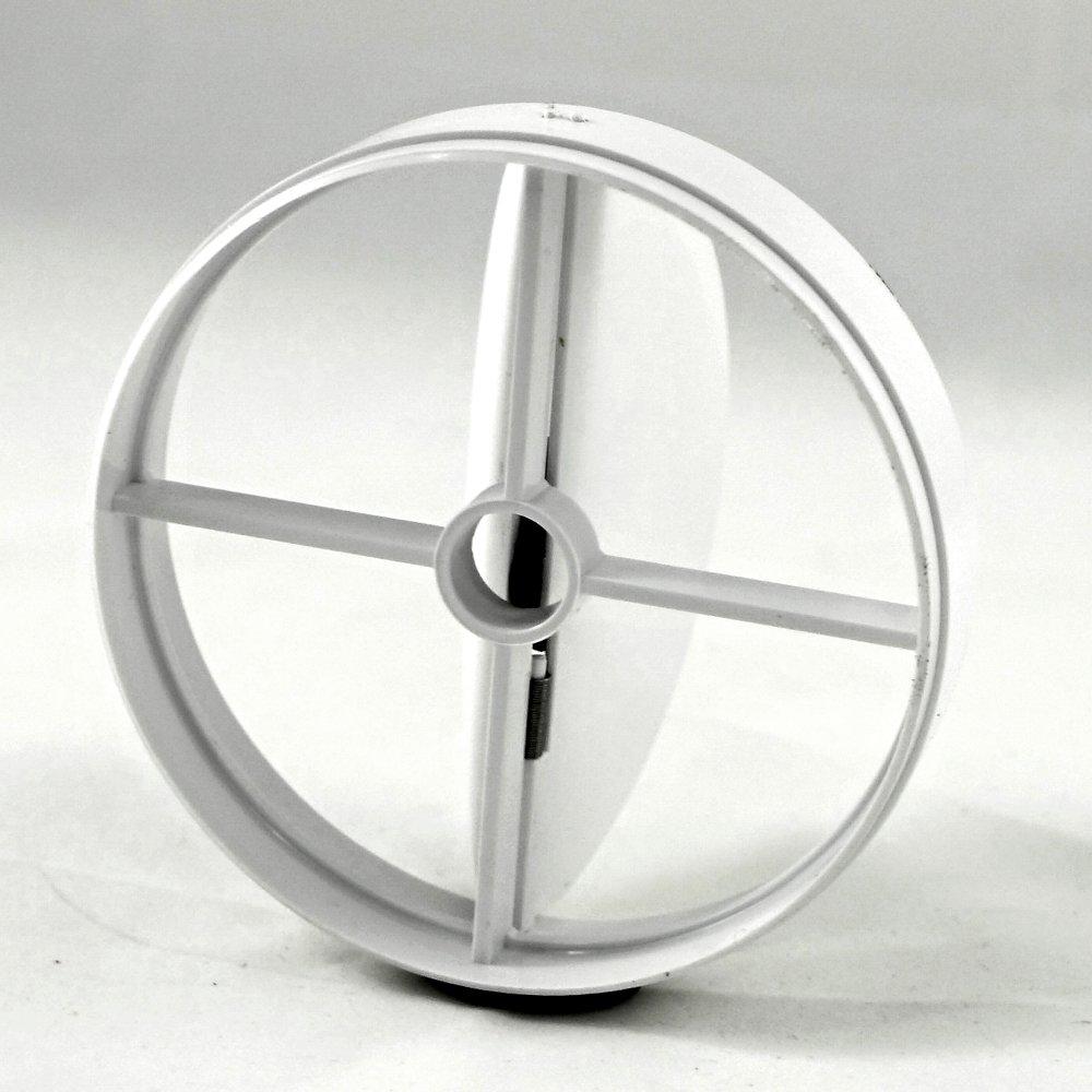 calimaero RKKI 100 Clapet Anti-Retour de Ventilation 100 mm Air Froid