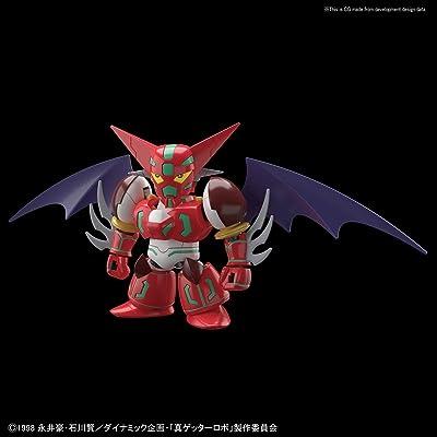 Bandai Spirits Hobby Sdcs Shin Getter Robo, White: Toys & Games