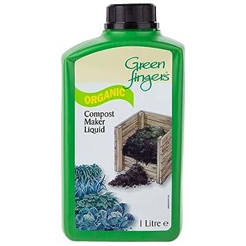 Greenfingers SWHA00DPF/04-1 L - Líquido para Hacer abonos orgánicos de jardín