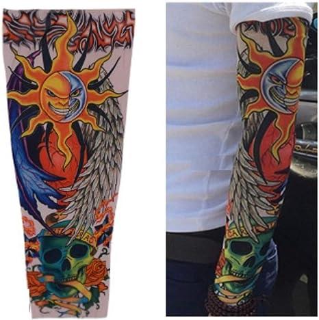 iSkyce Brazalete Decorativo Tatuaje para Brazo Deportivo o ...
