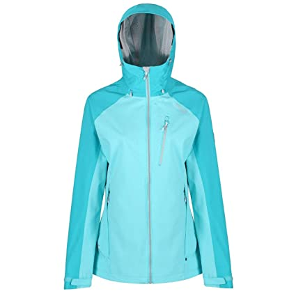 Durable Jacket Womensladies Waterproof Birchdale Hooded Regatta YfI7bg6vy