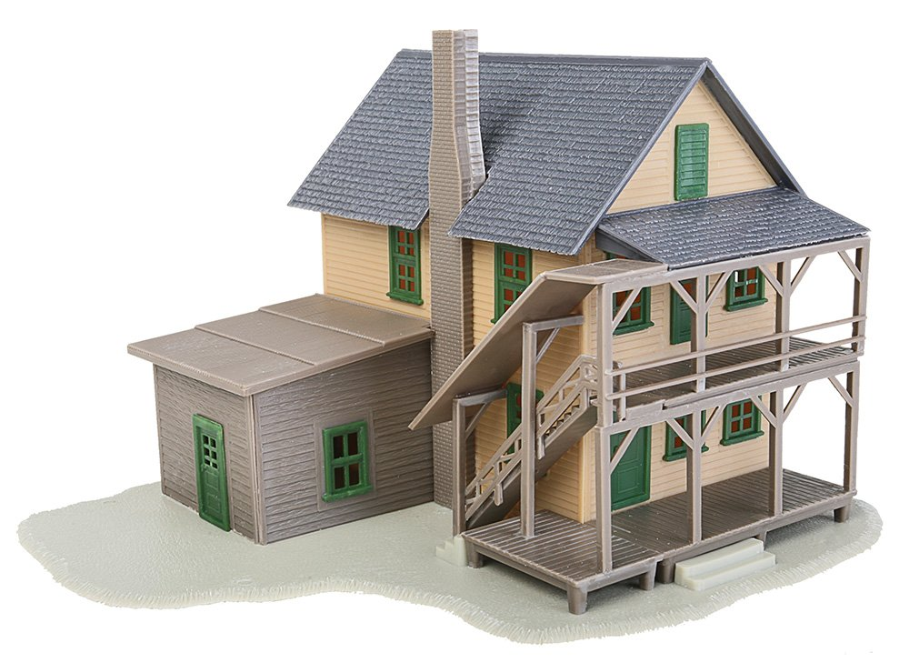 Walthers, Inc. Rooming House Kit   B015K19X8S